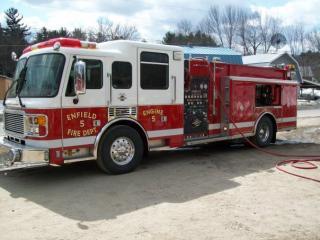 Enfield Fire Department